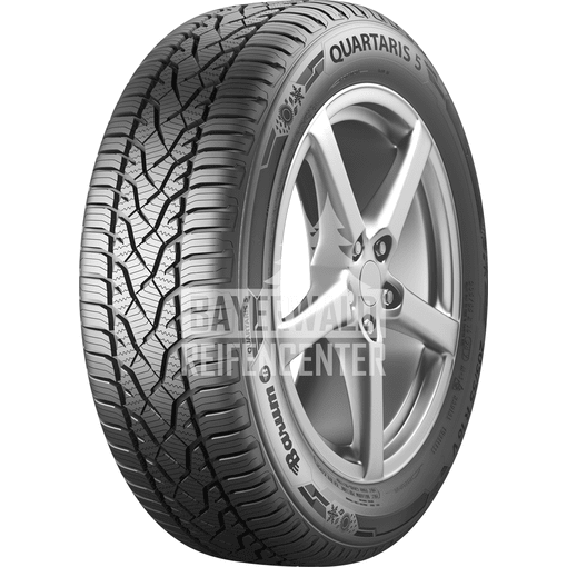185/60 R15 88H Quartaris 5 XL M+S 3PMSF