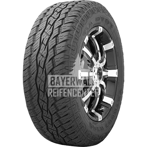225/75 R15 102T Open Country A/T+ M+S