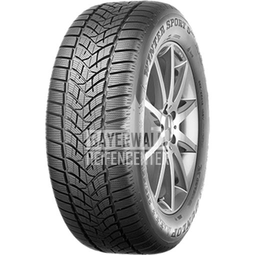 255/50 R19 107V Winter Sport 5 SUV XL M+S MFS 3PMS