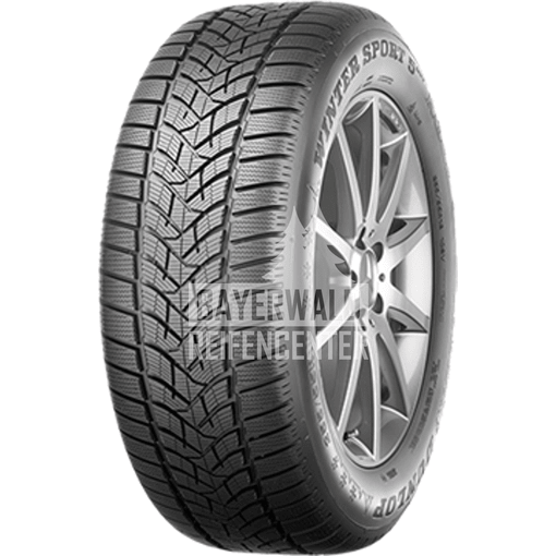 255/55 R19 111V Winter Sport 5 SUV XL M+S 3PMSF