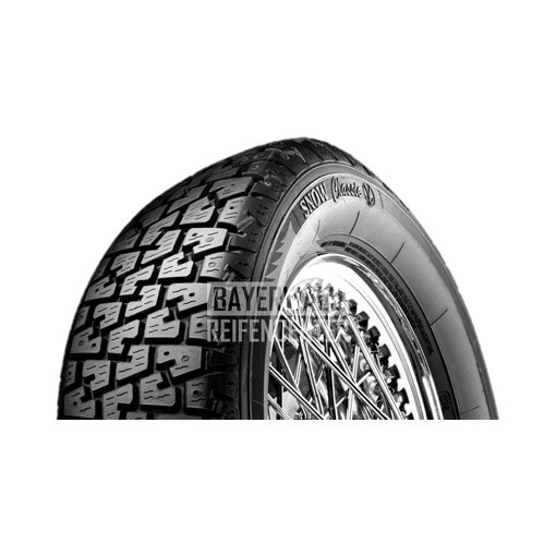 165/80 R15 86Q Snow Classic Studdable - Unspiked M